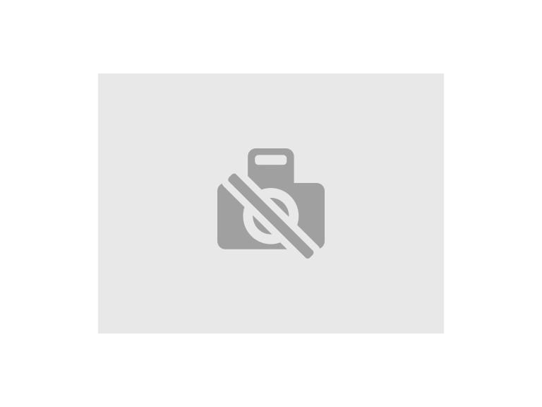 Schelle mit 2-fach-Halter:   Stabile Schelle zum Anschrauben an Säulen Ø76 mit Laschen in zwei Richtungen