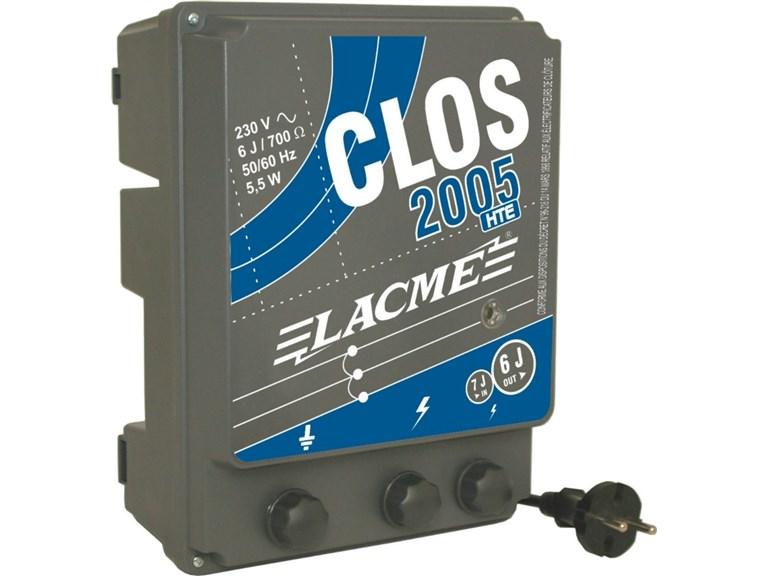 CLOS 2005 HTE:   Dieses kompakte CLOSNetzgerät ist mit der neuen HTE-Technologie ausgerüstet