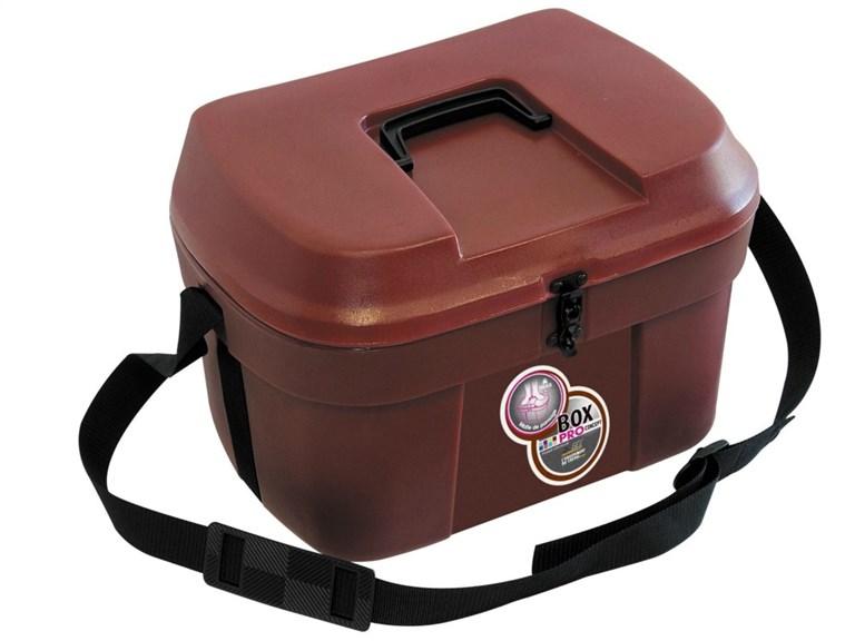 Box PRO XL:   Diese Kisten aus rotationsgeformten Polyethylen sind ideal um Ordnung in Ihr