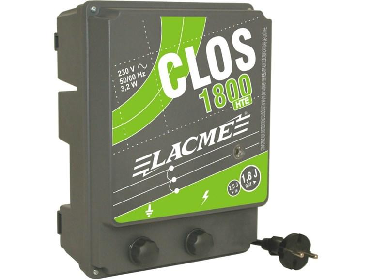 CLOS 1800 HTE:   Dieses kompakte CLOSNetzgerät ist mit der neuen HTE-Technologie ausgerüstet