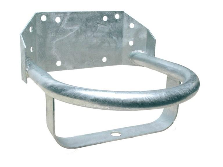 Schutzrahmen für F130 EL:   Stabiler Schutzrahmen, feuerverzinkt  Für: Heizbare Tränke F130 EL