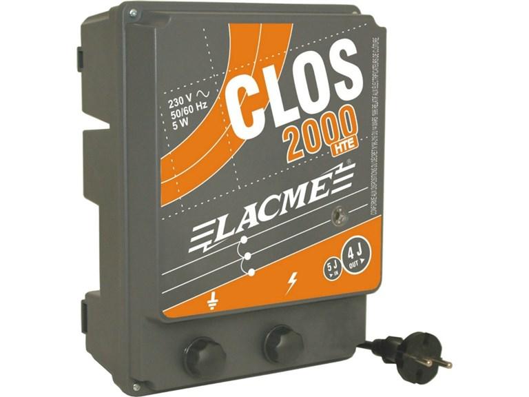 CLOS 2000 HTE:   Dieses kompakte CLOSNetzgerät ist mit der neuen HTE-Technologie ausgerüstet
